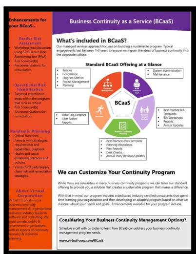 BCaaS Flyer